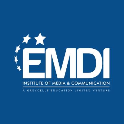 EMDI Institute of Media & Communication Logo Image