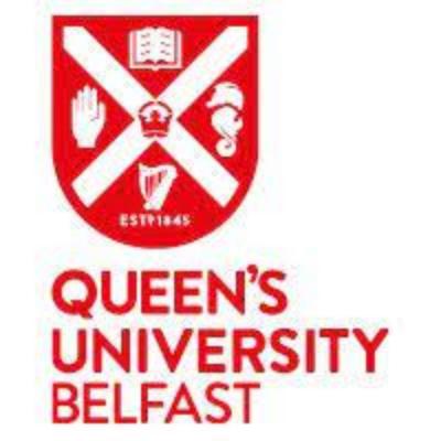 Queens University Belfast Logo Image