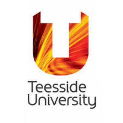 Teesside University Logo Image
