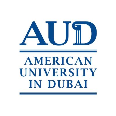 American University in Dubai Logo Image