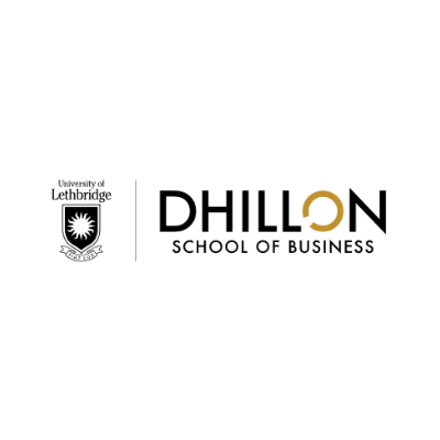 Dhillon School of Business at University of Lethbridge Logo Image