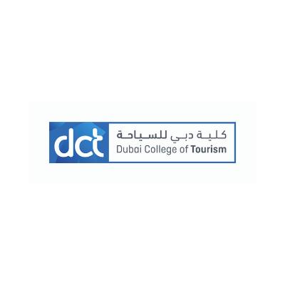 Dubai College of Tourism Logo Image