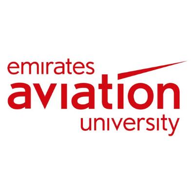 Emirates Aviation University Logo Image