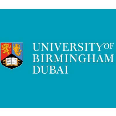 University of Birmingham Dubai 2 Logo Image