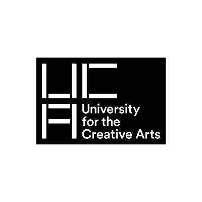 University of Creative Arts Logo Image