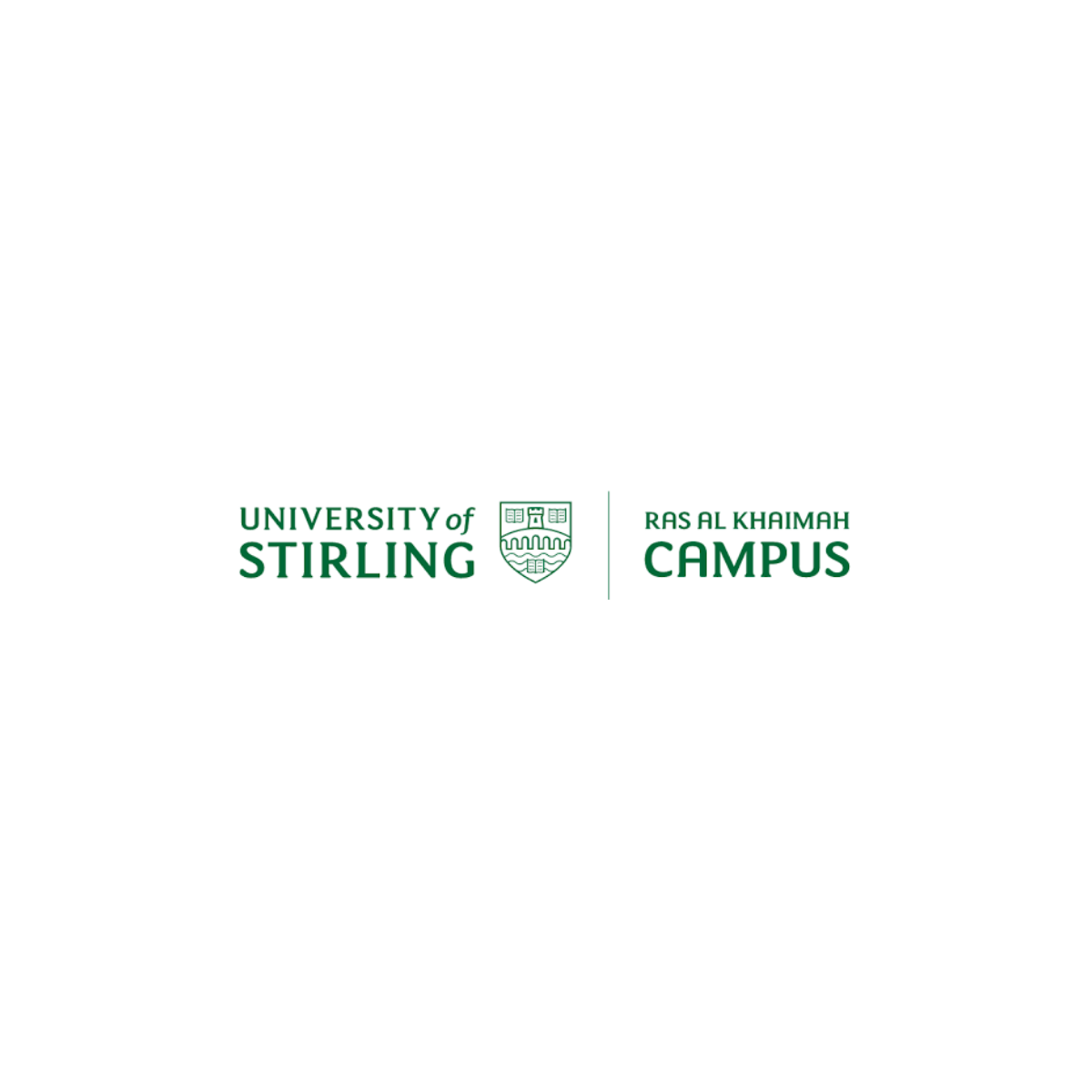 University of Stirling RAK Logo Image