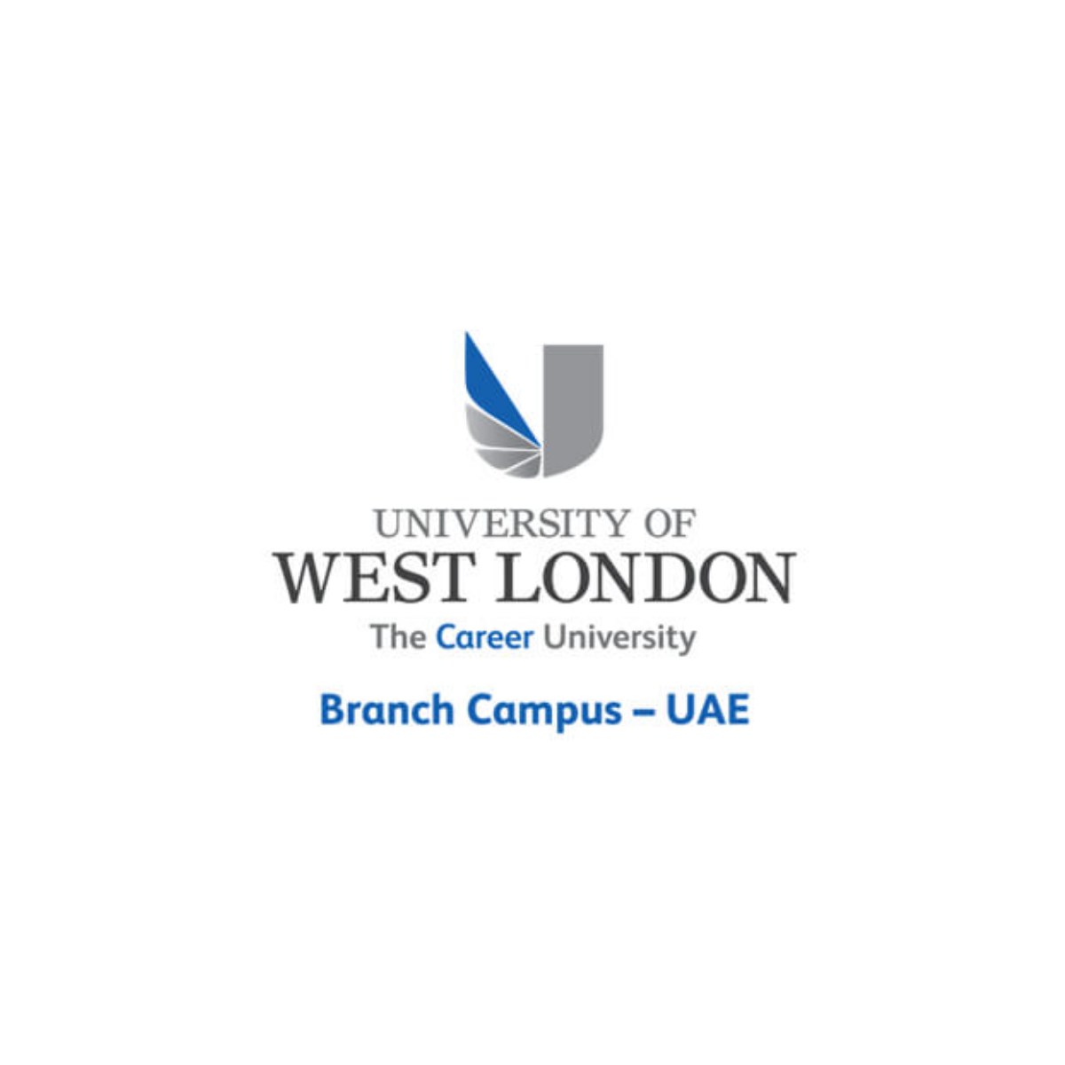 University of West London RAK Logo Image